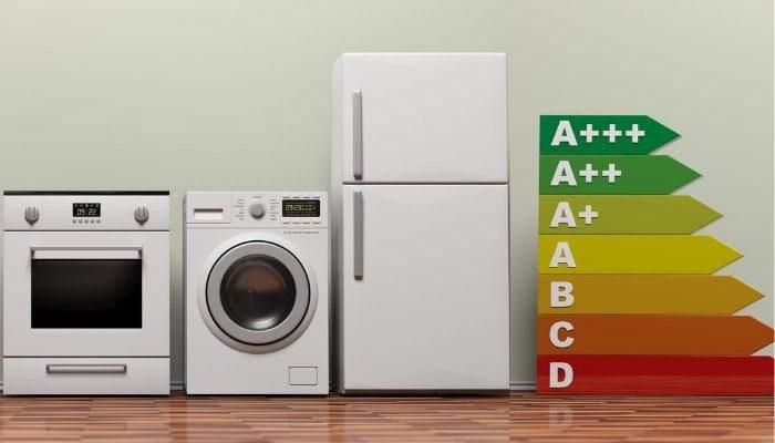 electrodomésticos bajo consumo