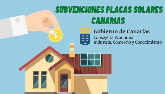 subvenciones-Placas-solares-canarias